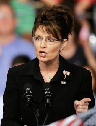 AP MCCain Veepstakes Palin